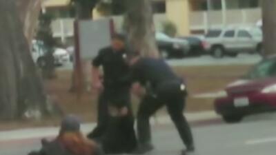 Violencia policial contra un hispano vuelve a estremecer las redes sociales