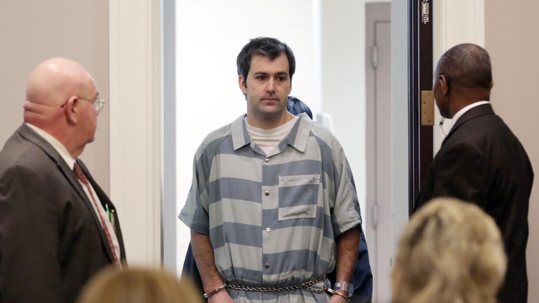 Foto de archivo. El expolicía de Carolina del Sur Michael Slager...