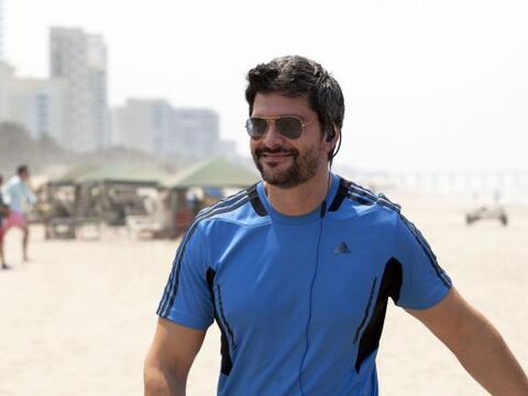 Los famosos aprovecharon la playa de Acapulco para darnos un taco de ojo.