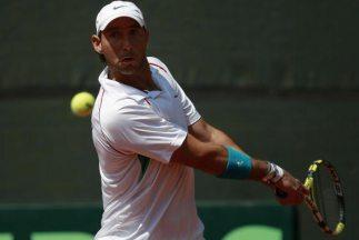 González es catalogado el mejor tenista mexicano en la actualidad.