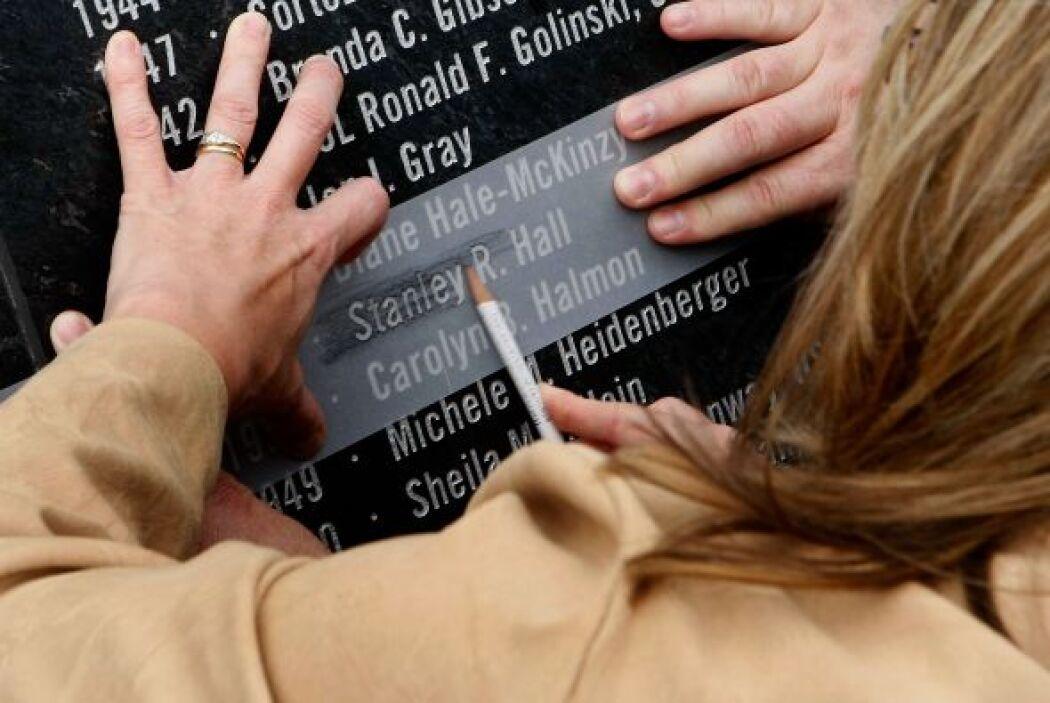 31. Séptimo aniversario del 9/11  Este año se hizo un campo para sanar c...