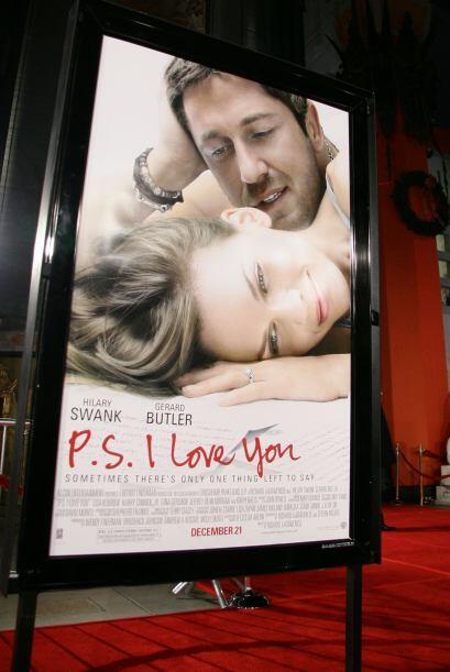 """P.S I love you"", es una película basada en un libro del mismo nombre, q..."