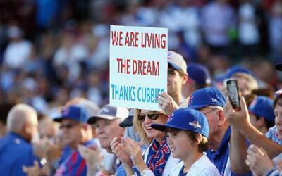 Los Cubs ganaron 8 a 6 a los Cardenales de Saint Louis y se colocan a un...