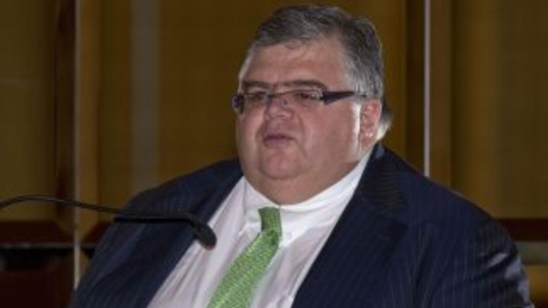 Agustín Carstens, gobernador del Banco de México, será uno de los repres...