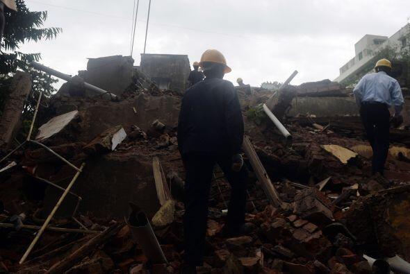 Los accidentes se atribuyen a la mala calidad de las construcciones así...
