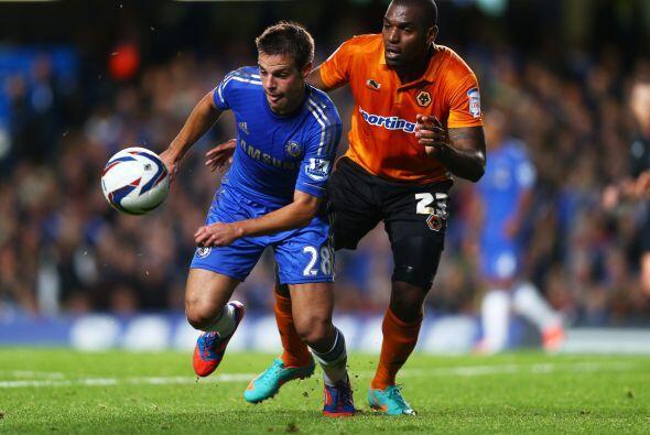 El otro encuentro destacado de este día tuvo al Chelsea recibiend...
