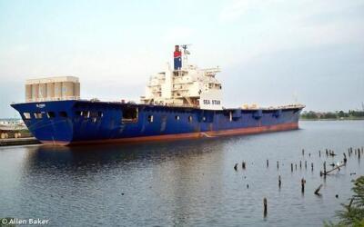 El Faro, barco de carga