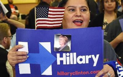 Resultados de la Asamblea Electoral Demócrata en Nevada