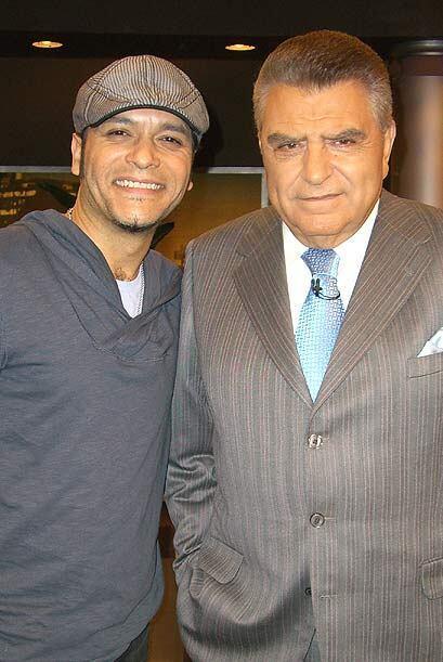 Luis Jiménez, el locutor más controversial de la radio de Nueva York, ta...