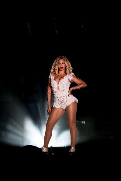 Puede sorprender un poco su noveno puesto, pues, junto a su esposo Jay-Z...