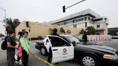 La Policía de Los Ángeles lanza un sistema para que los oficiales acusad...