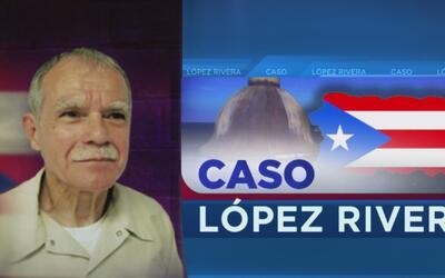 """Óscar López Rivera sobre un posible indulto de Obama: """"No me gusta llena..."""