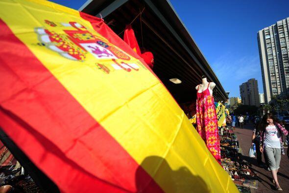 España por su parte se ubicó en el lugar 30.