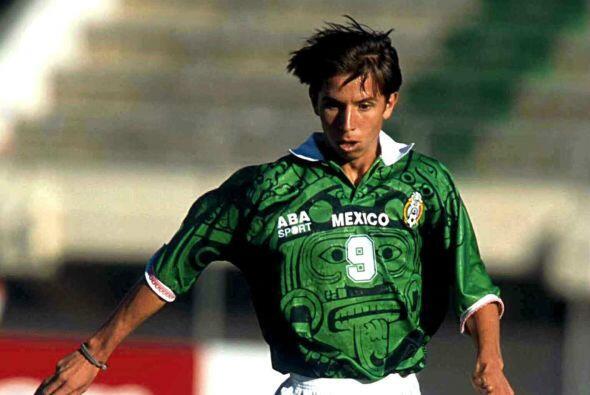 En la Copa América 1999 tres jugadores de la selección mexicana dieron p...