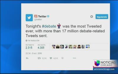 El impacto del segundo debate presidencial en las redes sociales