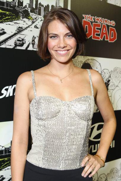 "En 2007, apareció en el programa ""Supernatural"" como Bela. Mira aquí los..."