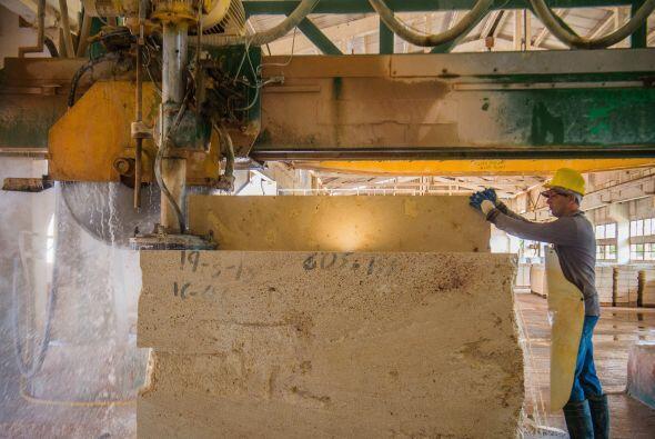 La venta de materiales de construcción fue liberada hace un año por el p...