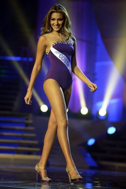 Los concursos de belleza son su pasión y tiene bastante experiencia en e...