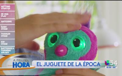 Hatchimals: el juguete que está causando sensación entre los niños
