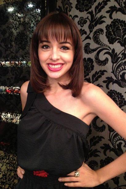 La mexicana Lilia Fifield no pretende ser la cara bonita de Nuestra Bell...