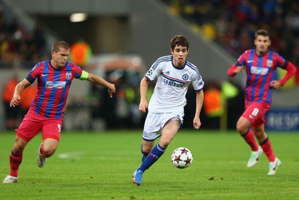 El Chelsea se metió a Rumania para enfrentar al Steaua Bucarest.