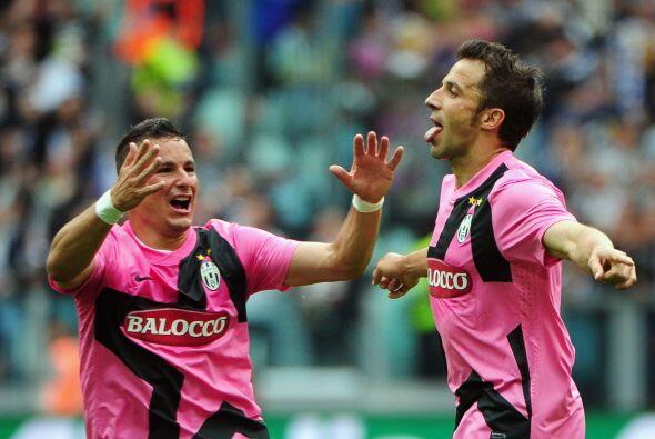 Pero el gol que más emocionó a los presentes fue el de Ale...