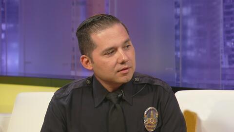 Departamento de Policía de Los Ángeles invita a su primer carnaval en el...
