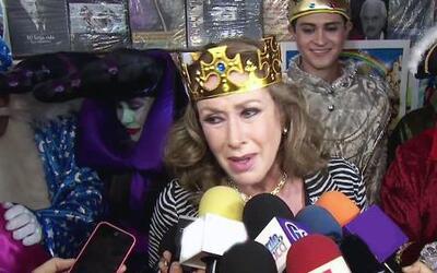Laura Zapata explotó con la prensa y demostró por qué es reina de la vil...