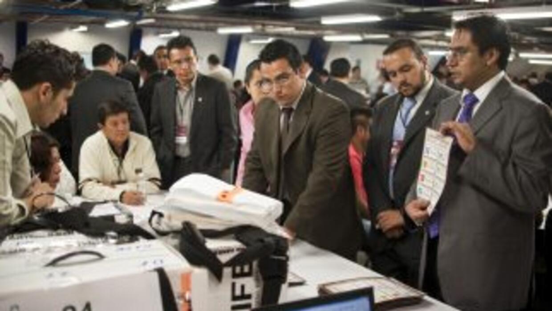 El Tribunal Electoral de México concluyó que los errores hallados en un...