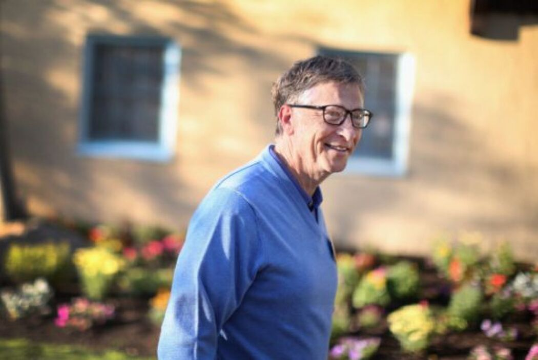 WASHINGTON.  El fundador de Microsoft, Bill Gates, ha sido también el nú...