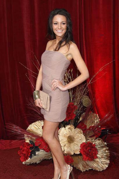 Michelle Keegan, actriz y modelo, encanta a los británicos por sus apari...