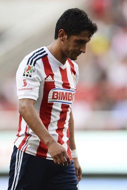 7.- Ángel Reyna, el jugador que sale peleado de todos lados y que no pue...