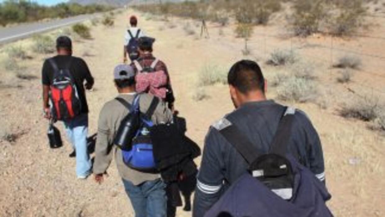 México es regularmente sacudido por la desaparición de inmigrantes. Medi...
