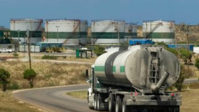 Los países delCaribetienen una gran dependencia del petróleo venezolan...