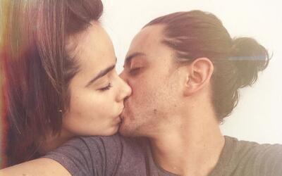 Esmeralda Pimentel y Alfredo Gatica confirman su noviazgo.