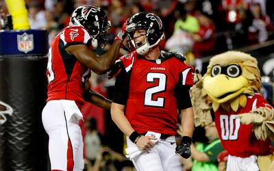 Falcons aplastaron 44-21 a los Packers para llegar al Super Bowl