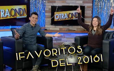 Otra Onda: Lo Mejor del 2016