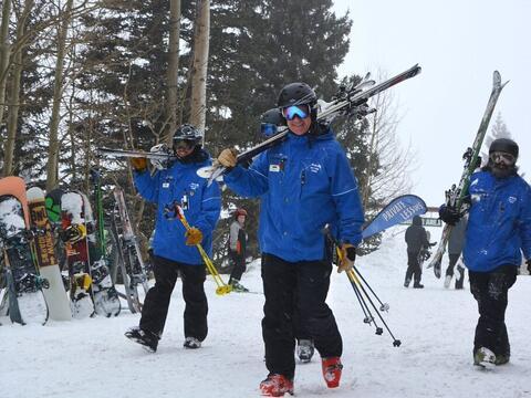 ¡A esquiar se ha dicho!
