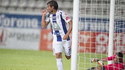 Darío Cvitanich marcó un doblete