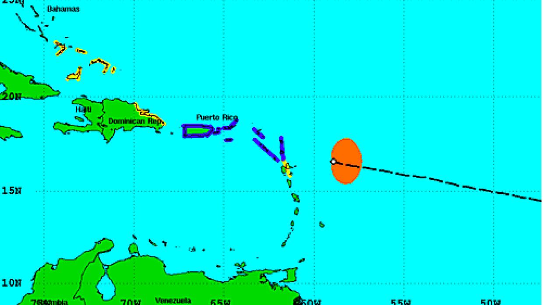Tormenta tropical Erika