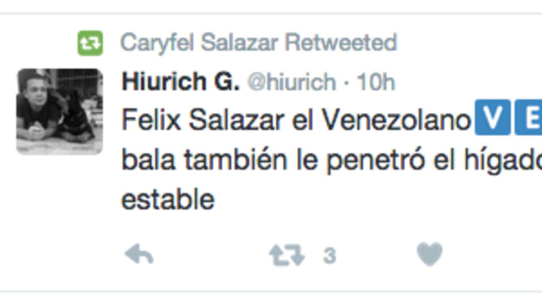 """Familiares de venezolano desaparecido en París: """"Mantenemos la fe en con..."""