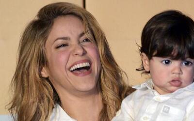 Shakira confesó que Pique es celoso con los hombres no con las mujeres