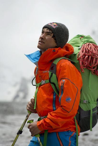 Para este atleta de aventura no hay diferencias de dificultad entre la v...