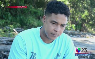 Cubano comparte su testimonio tras sobrevivir a coyotes en Colombia