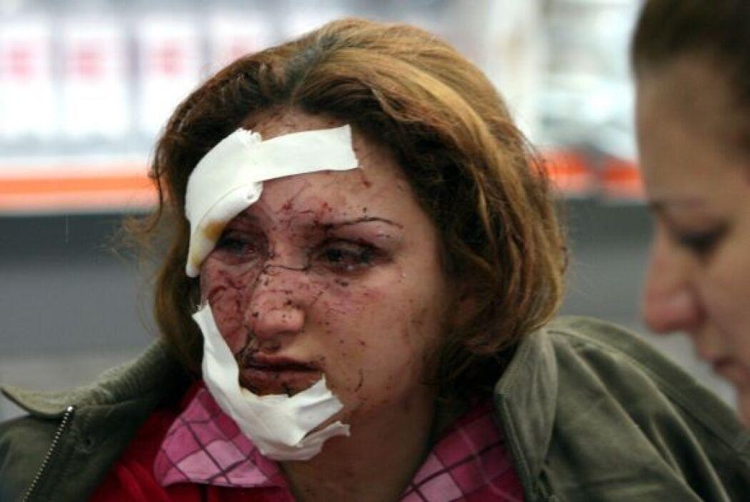 10 de mayo - 114 muertos en varios atentados en Bagdad y otros lugares d...