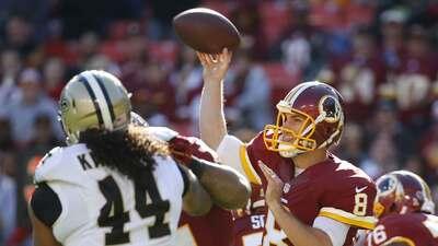 Redskins 47-14 Saints: Cousins otro QB que hace pedazos a defensiva de N...