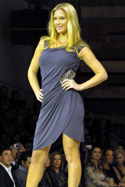 La israelí es fanática de la moda y entre sus diseñ...