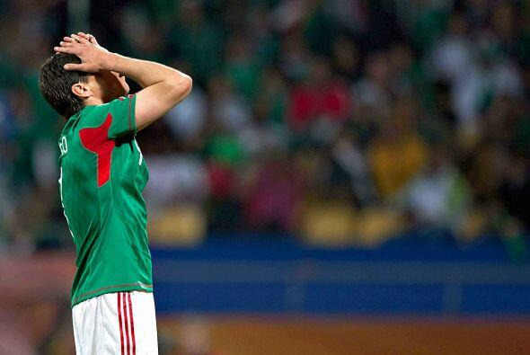 Javier Aguirre daría otra sorpresa en la convocatoria para Sudáfrica 201...