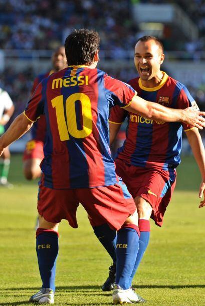 Por fin dio inicio la Liga española en su edición 2010-11...