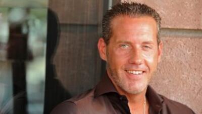 Greg Hodge, director de la gerencia del sitio BeautifulPeople.com.